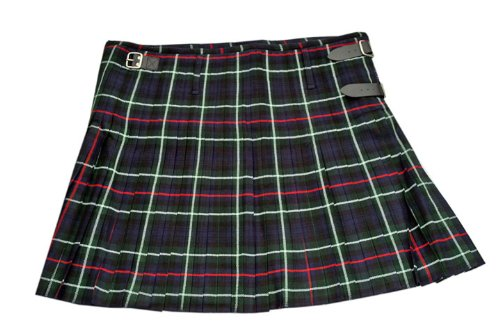 Szco Supplies Mckenzie Plaid Kilt, Size 36