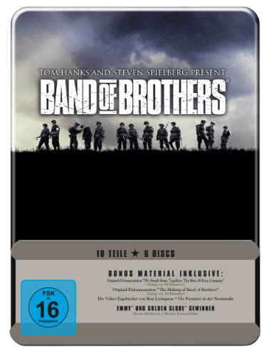 Band of Brothers - Wir waren wie Brüder (Metall Box Set) [6 DVDs]