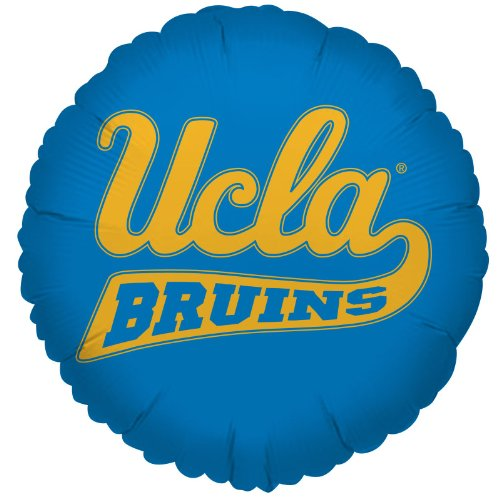 "Anagram International Ucla Foil Flat Balloon, 18"", Multicolor"