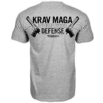 Krav Maga Defense, MMA, Thumbsdown T-shirt (size Small)