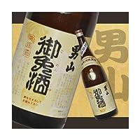 男山 純米原酒 御免酒 1800ml