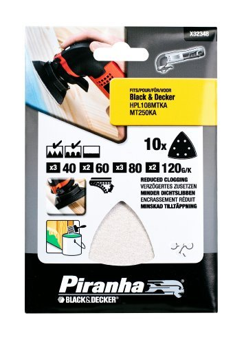 Piranha-X32348-XJ-10mm-3-x-40-2-x-60-3-x-80-2-x-120g-Detail-Sander-Sheet-by-BLACKDECKER