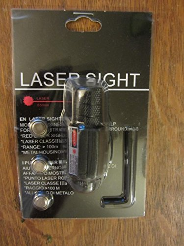 Vokul-Hot-Tactical-Red-Laser-Beam-Dot-Sight-Scope-for-Gun-Rifle-Pistol-Picatinny-Mount