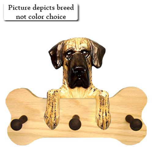 MANTLE NATURAL Great Dane Bone Hang Up NATURAL OAK