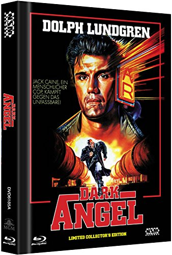 Dark Angel - uncut (Blu-Ray+DVD) auf 999 limitiertes Mediabook Cover A [Limited Collector's Edition]
