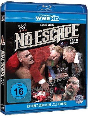No Escape 2012 [Blu-ray]