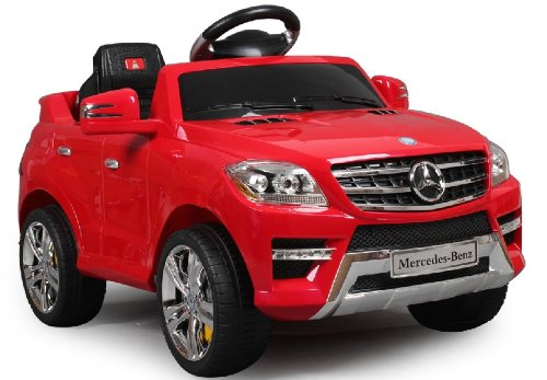 Licensed Ride On Mercedes Ml350 New Power Wheels Remote
