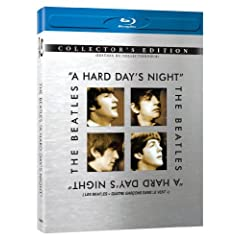 The Beatles: A Hard Day's Night (Collector's Edition) [Blu-ray] by The Beatles, Lionel Blair, Wilfrid Brambell, Deryck Guyler and Kenneth Haigh