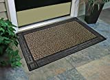 GrassWorx Clean Machine Omega Doormat, 24 by 36