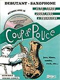 echange, troc roux denis - gérard audoux - coup de pouce saxophone débutant (+ 1 cd)