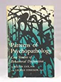 img - for Patterns of psychopathology [by] Melvin Zax [and] George Stricker book / textbook / text book