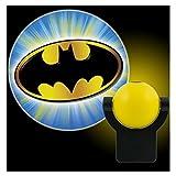 DC Comics Collectors Edition Projectable LED PlugIn NightLight Batman Bat Signal
