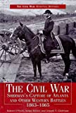 The Civil War: The Siege of Vicksburg/ Bull Run/ Gettysburg/ Sherman's Capture of Atlanta (The Civil War: Essential Histories) (1448807824) by Engle, Stephen D.