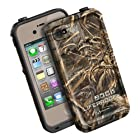 LifeProof Realtree Fre Case MAX - 5/DF for iPhone 4/4S - Retail Packaging - Earth