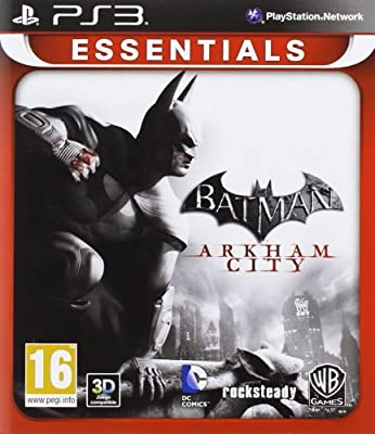 Batman Arkham City - Essentials (PS3)