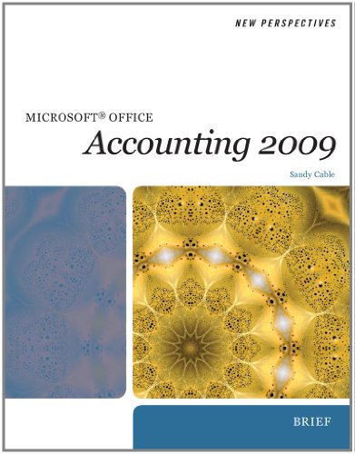 New Perspectives on Microsoft® Office Accounting, Brief