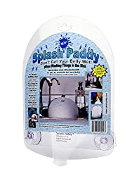Flexible Splash Guard for the Sink $5.99 - Splash Paddy by August Concepts LLC