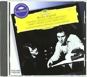 Chopin, Liszt: Piano Concertos / Martha Argerich, London Symphony Orchestra