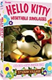 Hello Kitty Stump Village - Vegetable Sunglasses [DVD]