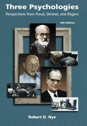 freud vs carl rogers vs skinner Carl rogers, more relevant today than freud edwin kahn psychotherapy bulletin: official publication of division 29 of the american psychological association.
