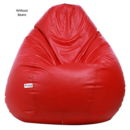 Sattva XXXL Bean Bags  Red  available at Amazon for Rs.1068