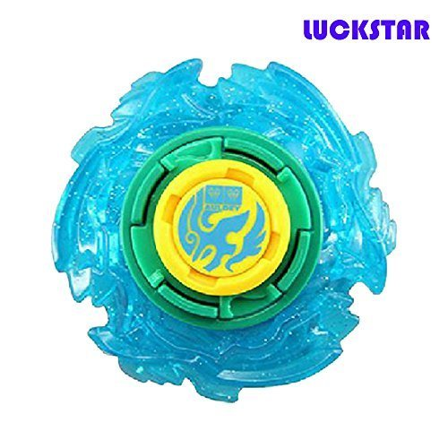 LUCKSTAR(TM) Latest Top Rapidity Spinning Battle Top Spin Toy for Kids Child Boys-Blue - 1