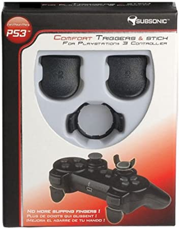 PS3 Trigger and Stick
