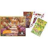 Piatnik Monet Giverny Playing Cards