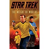 "51ou lnzCXL. SL160 OU01 SS160  Star Trek: The Original Series: The Weight of Worlds (Kindle Edition) newly tagged ""star trek"""