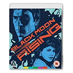 Black Moon Rising [Blu-ray]