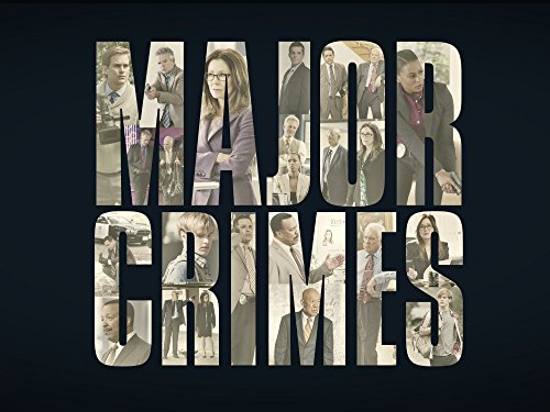 Major Crimes: The Complete Fourth Season [OV]