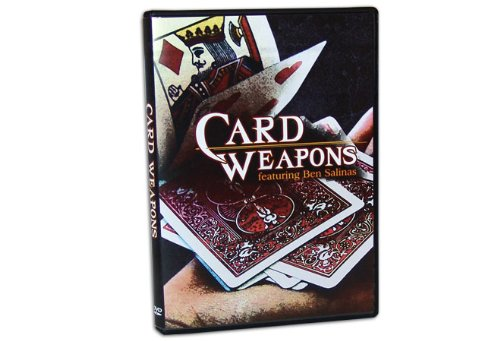 Card Weapons DVD - Featuring Ben Salinas