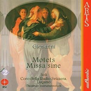 Palestrina: Motets, Missa Sine Nomine / Fasolis, et al