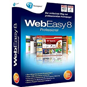 WebEasy 8 Professional