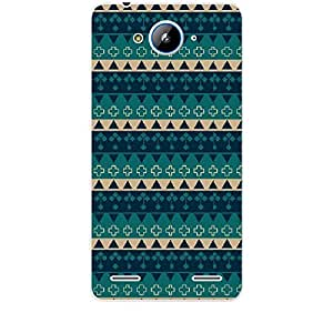 Skin4gadgets KNITTED Pattern 23 Phone Skin for ZTE V5