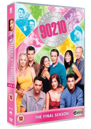 Beverly Hills 90210-Season 10 [Edizione: Regno Unito]