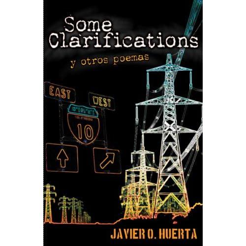 Some Clarifications y otros poemas