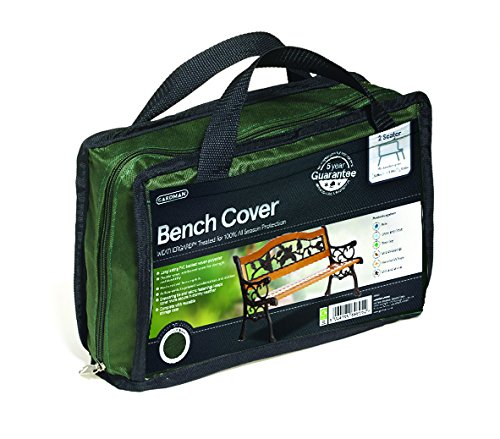 12m-4ft-2-seater-bench-cover-green