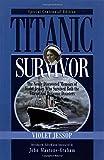 img - for Titanic Survivor book / textbook / text book
