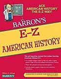 E-Z American History (Barron's E-Z)