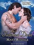 The Tattooed Duke (Writing Girls)