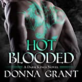 img - for Hot Blooded: Dark Kings, Book 4 book / textbook / text book
