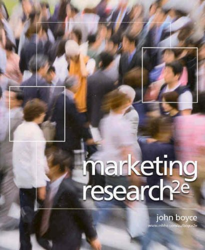MARKETING RESEARCH - 2ND EDITION