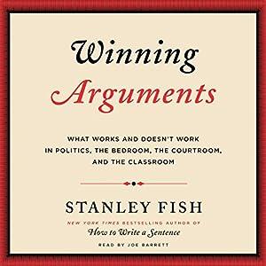 Winning Arguments Audiobook