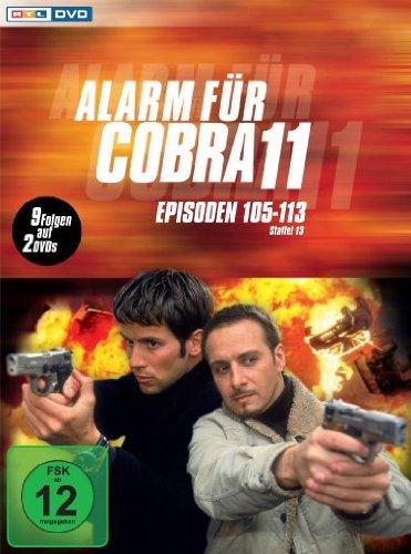 Alarm für Cobra 11 - die Autobahnpolizei: Staffel 13 [2 DVDs]