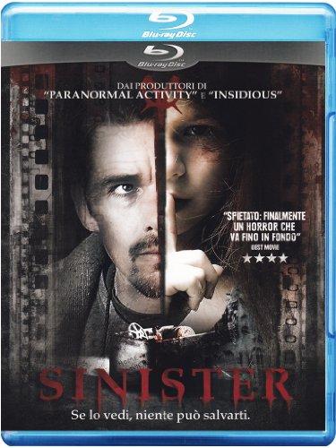 Sinister Blu ray PDF