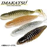 イマカツ アンクルゴビー シャッドテール 4インチ IMAKATSU 【FECO認定商品】 364湖産エビ