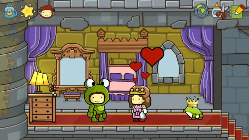 Scribblenauts Unlimited galerija