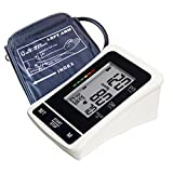 ClinicalGuard® BP-1305 Large LCD Blood Pressure Monitor with Memory, WHO Indicator