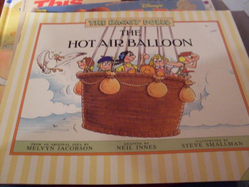 Hot Air Balloon (Raggy Dolls)